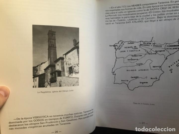 Libros de segunda mano: ANTIGUO LIBRO TARAZONA Y SU COMARCA MI TIERRA MIGUEL ÁNGEL SORIA GARCÍA - Foto 5 - 104558995