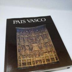Libros de segunda mano: COLECCION NUESTRAS TIERRAS - PAÍS VASCO. PRIMERA EDICION 1987 FUNDACION JUAN MARCH NOGUER. Lote 105529887