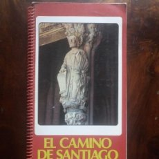 Libros de segunda mano: LIBRO EL CAMINO DE SANTIAGO GUÍA DEL PEREGRINO EVEREST. Lote 105599651