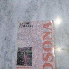 Libros de segunda mano: LES COMARQUES DE CATALUNYA. OSONA.. Lote 105717475