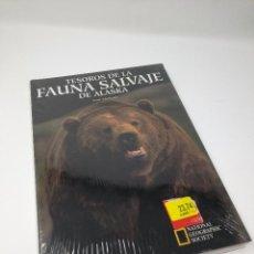 Libros de segunda mano: TESOROS FAUNA SALVAJE ALASKA - NUEVO PRECINTADO - NATIONAL GEOGRAPHIC SOCIETY - RBA. Lote 105948971