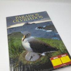 Libros de segunda mano: PARAÍSOS OLVIDADOS - NUEVO PRECINTADO - NATIONAL GEOGRAPHIC SOCIETY - RBA. Lote 105949027