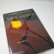 Libros de segunda mano: TIERRAS VÍRGENES VIDA SALVAJE - NUEVO PRECINTADO - NATIONAL GEOGRAPHIC SOCIETY - RBA. Lote 105949071