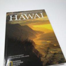 Libros de segunda mano: TESOROS OCULTOS DE HAWAI - NATIONAL GEOGRAPHIC SOCIETY - RBA. Lote 105949375
