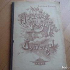 Libros de segunda mano - ATLAS GEOGRAFICO UNIVERSAL. SALVADOR SALINAS 1960. - 105991183