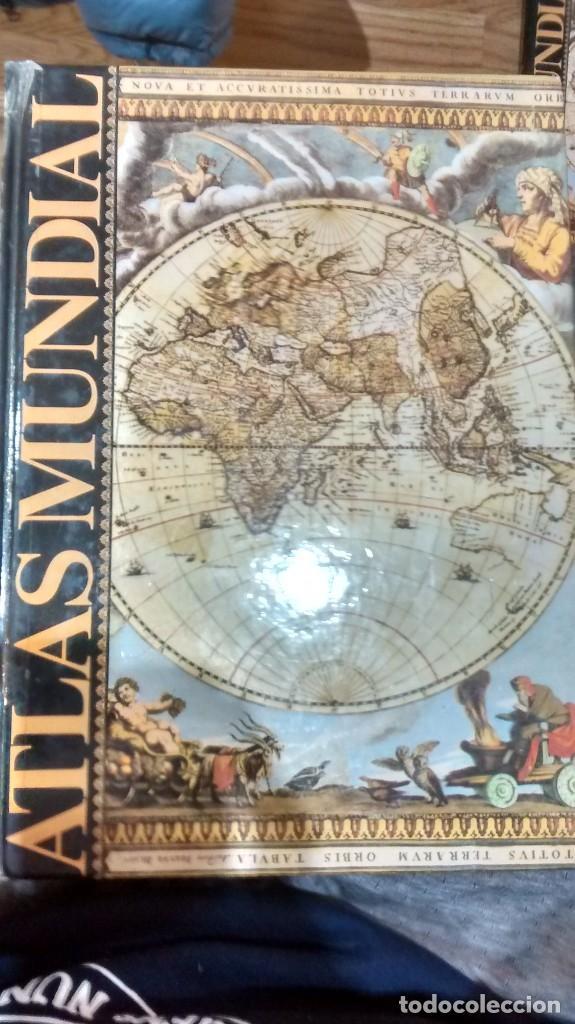 Libros de segunda mano: Atlas Mundial. 4 tomos - Foto 2 - 106555655