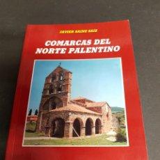 Libros de segunda mano: COMARCAS DEL NORTE PALENTINO - JAVIER SAINZ - TDK239. Lote 108311084