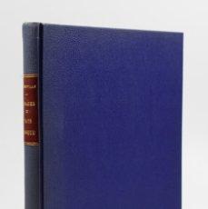 Libros de segunda mano: PAÍS VASCO. VISAGES DU PAYS BASQUE, GAËTAN BERNOVILLE, 1946, HORIZONS DE FRANCE, PARIS. 19X23,5CM. Lote 108982447