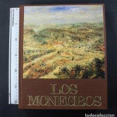 Libros de segunda mano: IMPRESIONANTE LIBRO SOBRE LOS MONEGROS EDITADO POR IBER CAJA EN 1990 TAPA DURA MUY ILUSTRADO 268 PAG. Lote 109110819