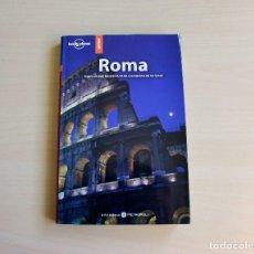 Libros de segunda mano: ROMA - LONELY PLANET. Lote 109487355