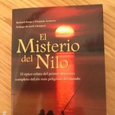 Gebrauchte Bücher - El misterio del Nilo Richard Bangs y Pasquale Scaturro - 109965763
