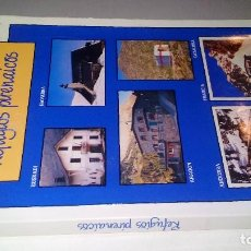 Libros de segunda mano: REFUGIOS PIRENACIOS-INCLUYE MAPA. Lote 110079371