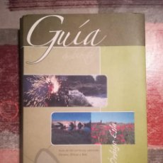 Libros de segunda mano: GUÍA AMBIENTAL. PÁRAMO ÓRBIGO ESLA - POEDA - GUÍA DE LAS COMARCAS LEONESAS PÁRAMO, ÓRBIGO, ESLA. Lote 110112067