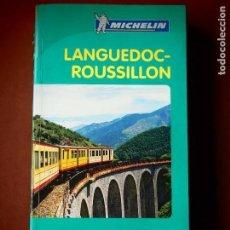 Libros de segunda mano: LANGUEDOC - ROUSSILLON LE GUIDE VERT - MICHELIN 2010 - GUÍA DE TURISMO. Lote 110664895
