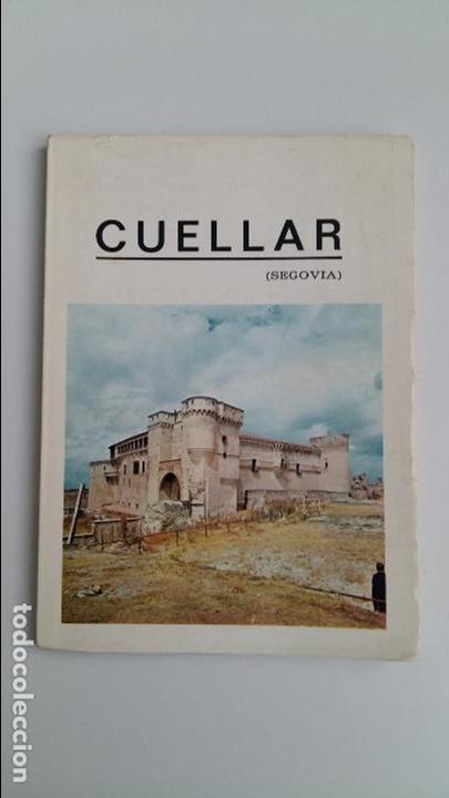 GUIA TURISTICA CUELLAR. SEGOVIA. 1970. W (Libros de Segunda Mano - Geografía y Viajes)