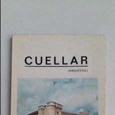 Libros de segunda mano: GUIA TURISTICA CUELLAR. SEGOVIA. 1970. W. Lote 111212775