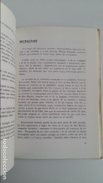 Libros de segunda mano: GUIA TURISTICA CUELLAR. SEGOVIA. 1970. W - Foto 2 - 111212775