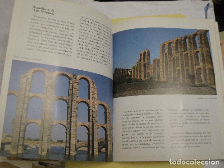 Libros de segunda mano: MERIDA. SUS MONUMENTOS. GUIA BREVE. - Foto 3 - 112426731