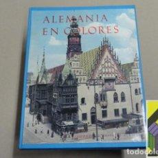 Libros de segunda mano: KARFELD, KURT PETER (FOTOGRAFÍAS):ALEMANIA EN COLORES. CIUDADES Y PAISAJES ALEMANES. .... Lote 112606863