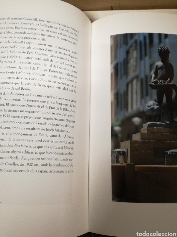 Libros de segunda mano: LLIBRE GRAN FORMAT - REUS. UN PASSEIG PER LA CIUTAT - JOSEP BORRELL I RAMPON GOMIS - ED. ZEUS 1994 - Foto 3 - 112727748