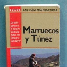 Libros de segunda mano: MARRUECOS Y TUNEZ. GUIAS FODOR'S. Lote 112962131