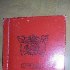 Libros de segunda mano: SEVILLA - ANTIGUA GUIA URBANA - ENVÍO GRATIS. Lote 112968091
