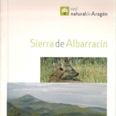 Libros de segunda mano: RED NATURAL DE ARAGON EDITORIAL PRAMES 2006 4 TOMOS 20 ALBARRACIN/22 TERUEL/24 DAROCA/25 CARIÑENA. Lote 113081075