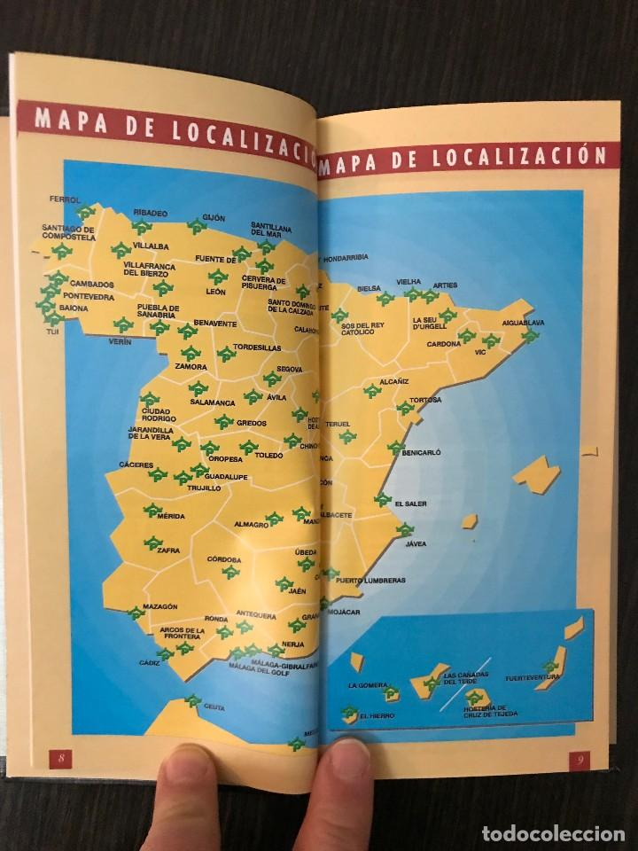 Libros de segunda mano: Paradores de Turismo España - Guías con Encanto - El País Aguilar - Foto 3 - 113178975
