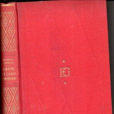 Libros de segunda mano: WILLIAM JONES : LA RUTA DEL CABO DE HORNOS (GARRIGA, 1957). Lote 113349599