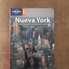 Libros de segunda mano: LONELY PLANET NUEVA YORK 2005. Lote 113452434