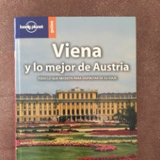 Libros de segunda mano: LONELY PLANET VIENA Y LO MEJOR DE AUSTRIA. Lote 113453252