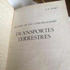 Libros de segunda mano: 1967 HISTORIA DE LAS COMUNICACIONES. Lote 114060139