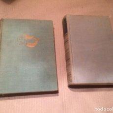Libros de segunda mano: ANTIGUOS 2 LIBROS GEOGRAFÍA GENERAL DE LOS MARES Y EL LIBRO DE LOS 7 MARES AÑO 1961 . Lote 114122403