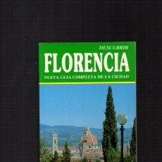Libros de segunda mano: FLORENCIA - GUIA TURISTICA - EDITORIAL BONECHI 1993. Lote 114542275