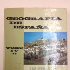 Libros de segunda mano: GIGANTE TOMO GEOGRAFIA TOMO IV. Lote 114614167