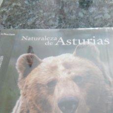 Libros de segunda mano: NATURALEZA DE ASTURIAS-LA NUEVA ESPAÑA. Lote 114693107