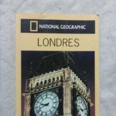 Libros de segunda mano: GUIA AUDI. LONDRES. NATIONAL GEOGRAPHIC.. Lote 114819527