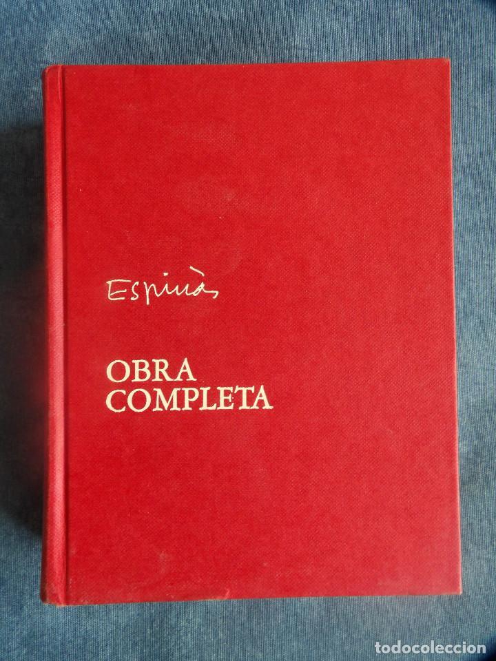 ESPINÀS, OBRA COMPLETA (Libros de Segunda Mano - Geografía y Viajes)