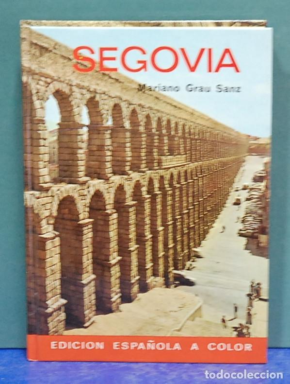 GUIA EVEREST. SEGOVIA, MARIANO GRAU SANZ (Libros de Segunda Mano - Geografía y Viajes)