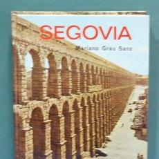Libros de segunda mano: GUIA EVEREST. SEGOVIA, MARIANO GRAU SANZ. Lote 115008719
