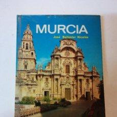 Libros de segunda mano: BJS. MURCIA. POR JOSE BALLESTER NICOLAS. EDT EVEREST. Lote 115547531