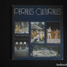Libros de segunda mano: PERFILES CULTURALES CUBA 1978. Lote 115611191