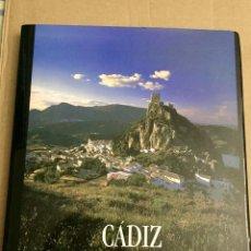 Libros de segunda mano: CÁDIZ,SIERRA DE LUZ. RAMÓN LEÓN.. Lote 116859387