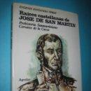 Libros de segunda mano: PALENCIA CERVATOS DE LA CUEZA RAICES CASTELLANAS DE JOSE DE SAN MARTIN - EUGENIO FONTANEDA PEREZ VER. Lote 117016891