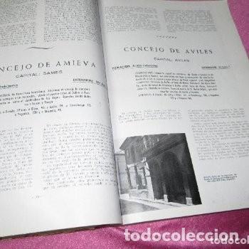 Libros de segunda mano: GUIA TURISTICA DE ASTURIAS ALVARO ARIAS AÑOS 40 50, E11 - Foto 4 - 117523967
