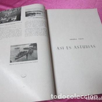 Libros de segunda mano: GUIA TURISTICA DE ASTURIAS ALVARO ARIAS AÑOS 40 50, E11 - Foto 7 - 117523967