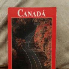 Libros de segunda mano: CANADÁ - LOS LIBROS DEL VIAJERO - EL PAÍS, AGUILAR, 1990. Lote 118098740