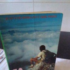 Libros de segunda mano: 30-50 EXCURSIONES SELECTAS DE LA MONTAÑA ASTURIANA, JUAN LUIS SOMOANO Y ERIK PEREZ, 1990. Lote 118163991