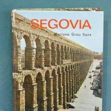 Libros de segunda mano: GUIA EVEREST. SEGOVIA. MARIANO GRAU SANZ. Lote 118174639