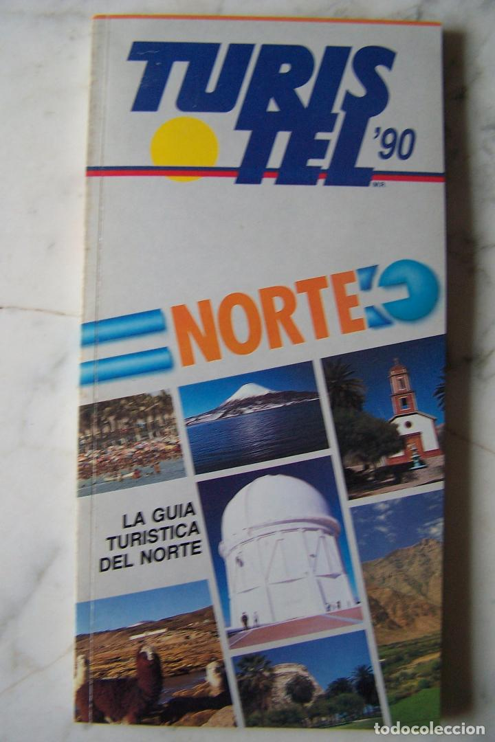 libros turistel norte